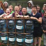 Scouts Raft Race